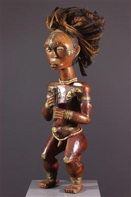 Figure d ancêtre Fang Byeri