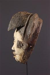 Masque africainMasque Punu Okuyi