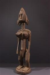 Statues africainesStatue Bambara féminine Dyonyeni