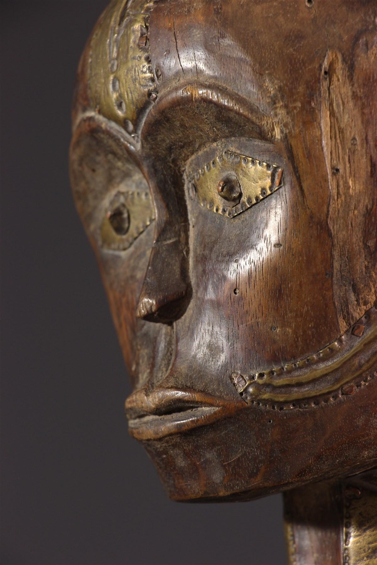 Statue Fang Mabéa - Art africain