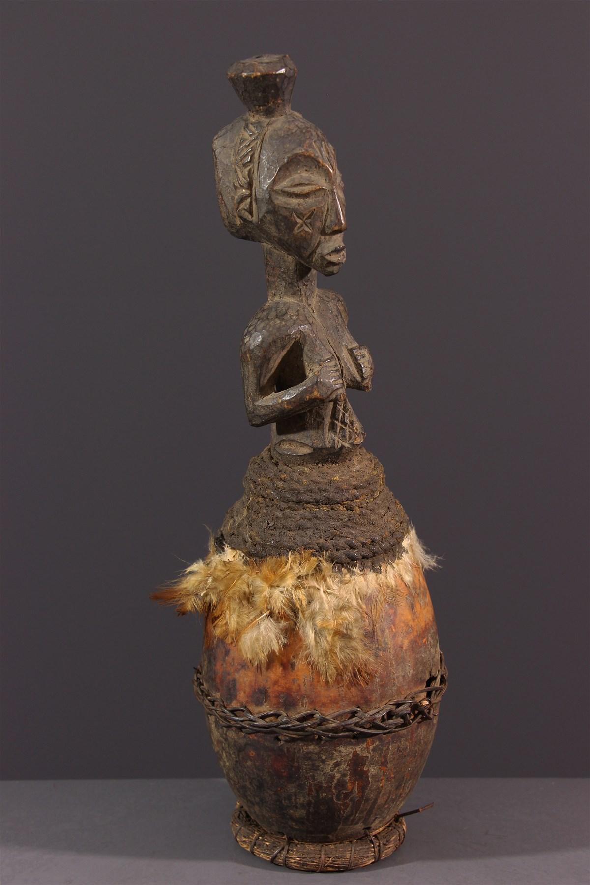 Figure Kabwelulu Luba - Art africain