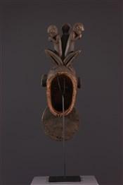 Masque africainMasque Bambara du Koré
