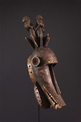 Masque Bambara du Koré