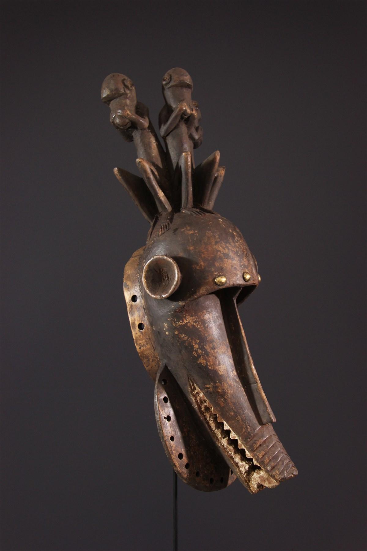 Masque Bambara du Koré - Art africain