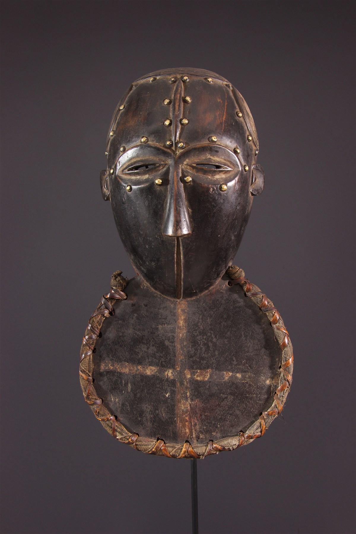 Masque Bété/Dida - Art africain