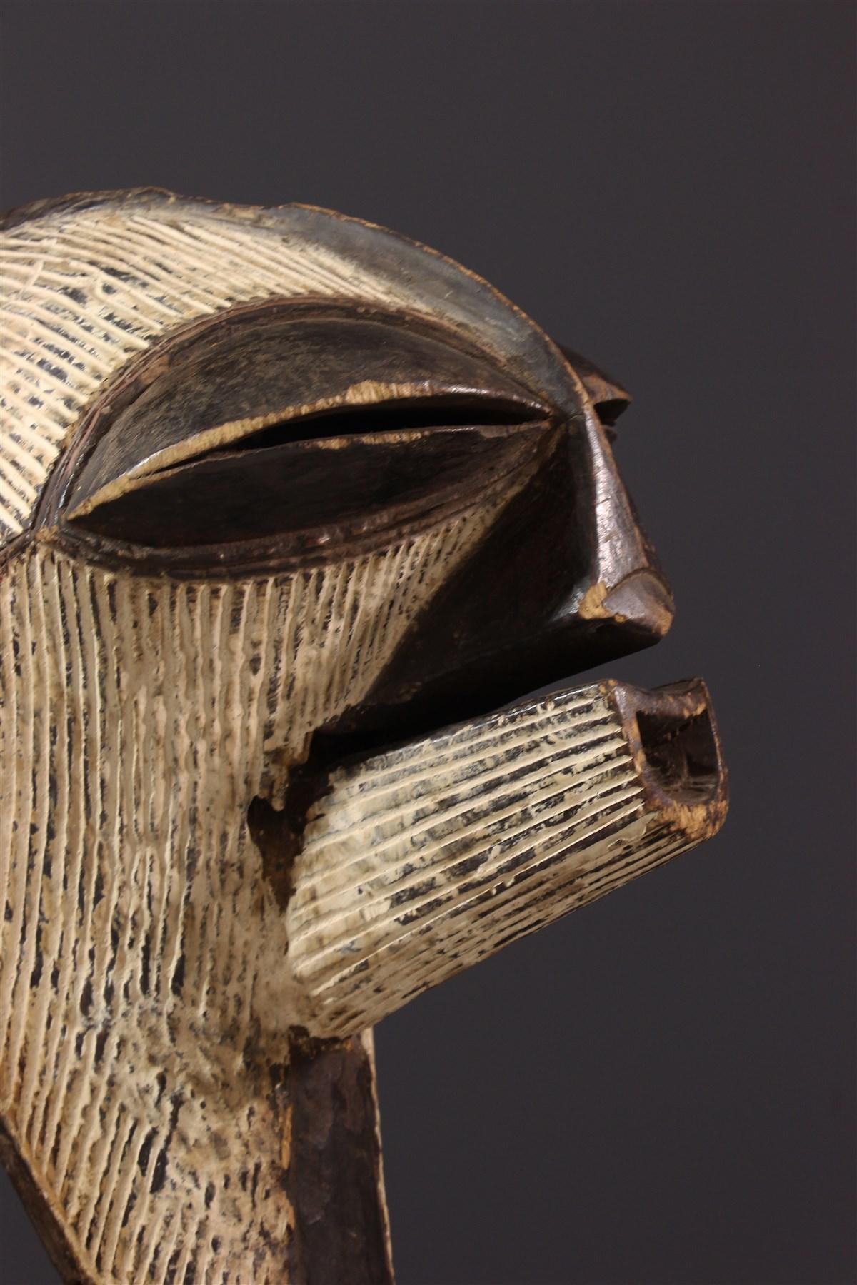 Masque Songye Kifwebe - Art africain
