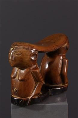 Appuie-nuque Chokwe