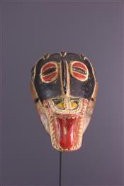 Masque africainMasque Zamblé
