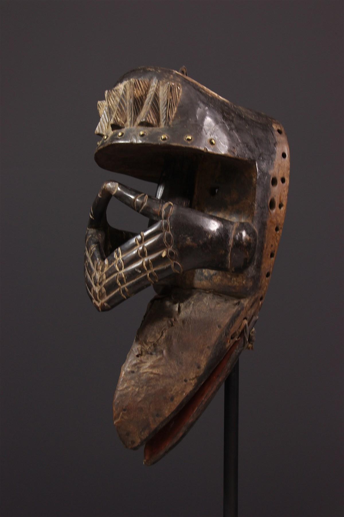Masque Dan Maou - Art africain