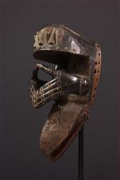 Masque africainMasque Dan Maou