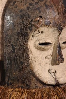 Masque-heaume Fang Ngontang