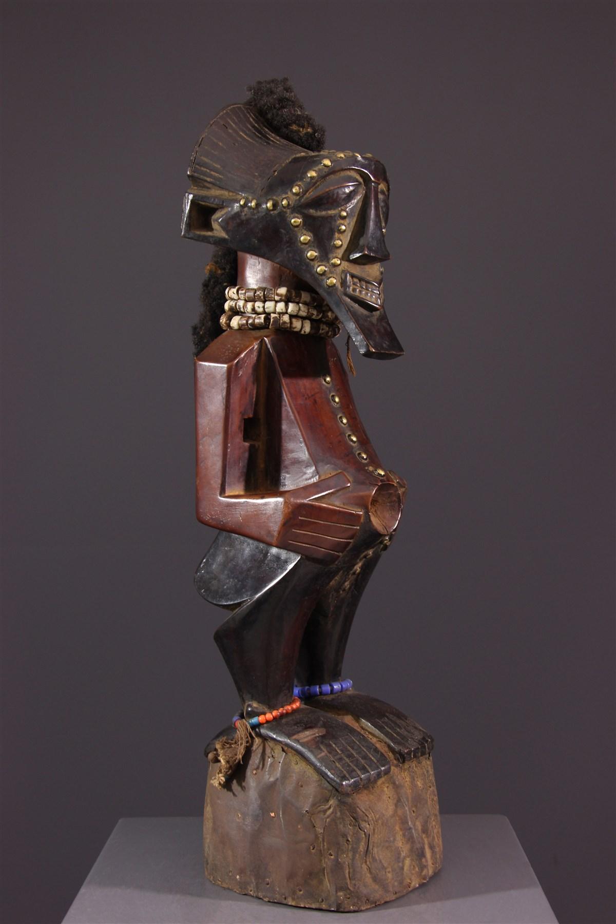 Statue Songye Nkisi - Art africain