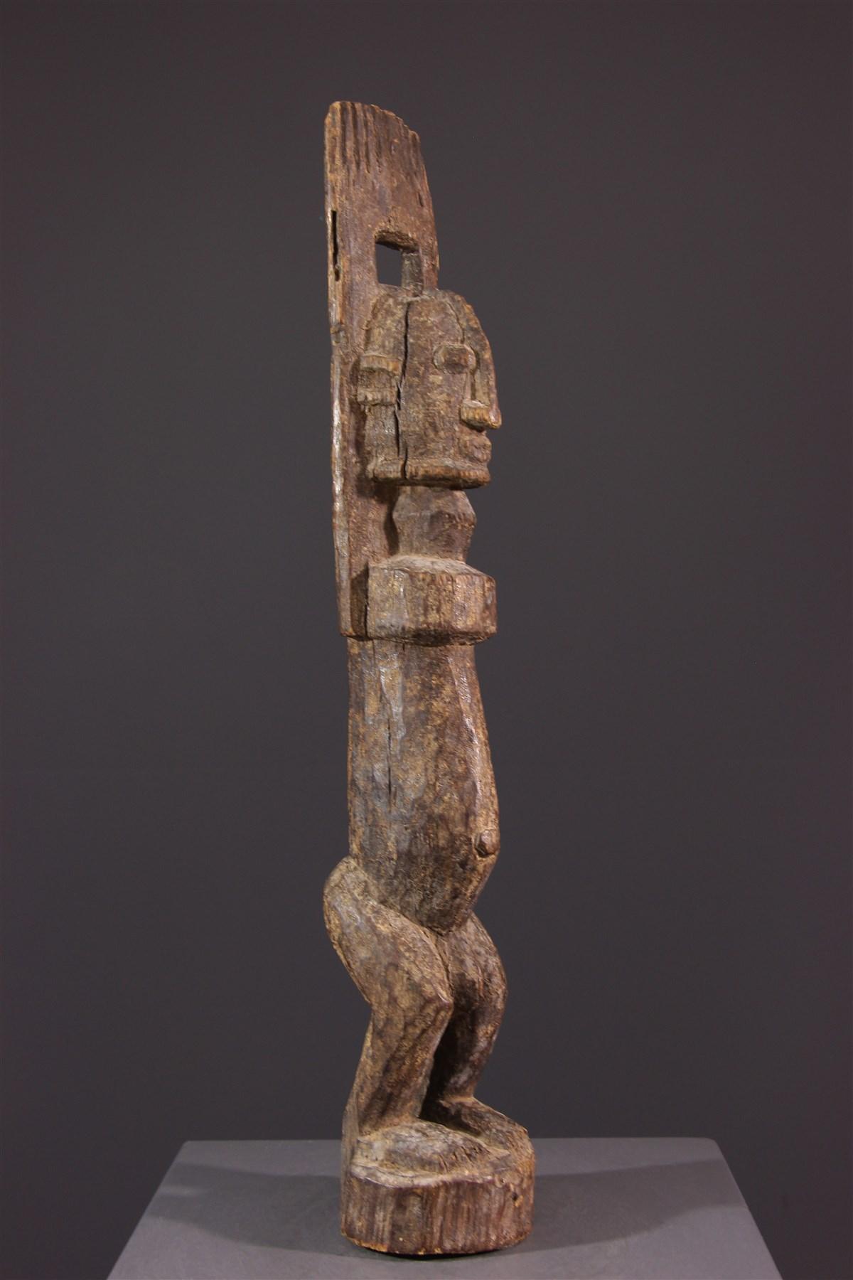 Statuette Dogon Tellem - Art africain