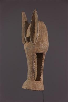 Masque Bambara du Kono