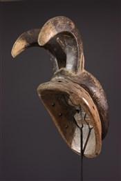 Masque africainMasque Baoule du Goli