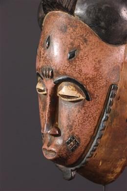 Masque Baoulé Ndoma