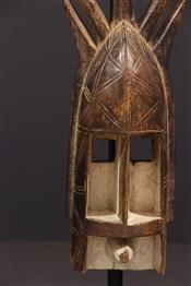Masque africainMasque Dogon Kanaga