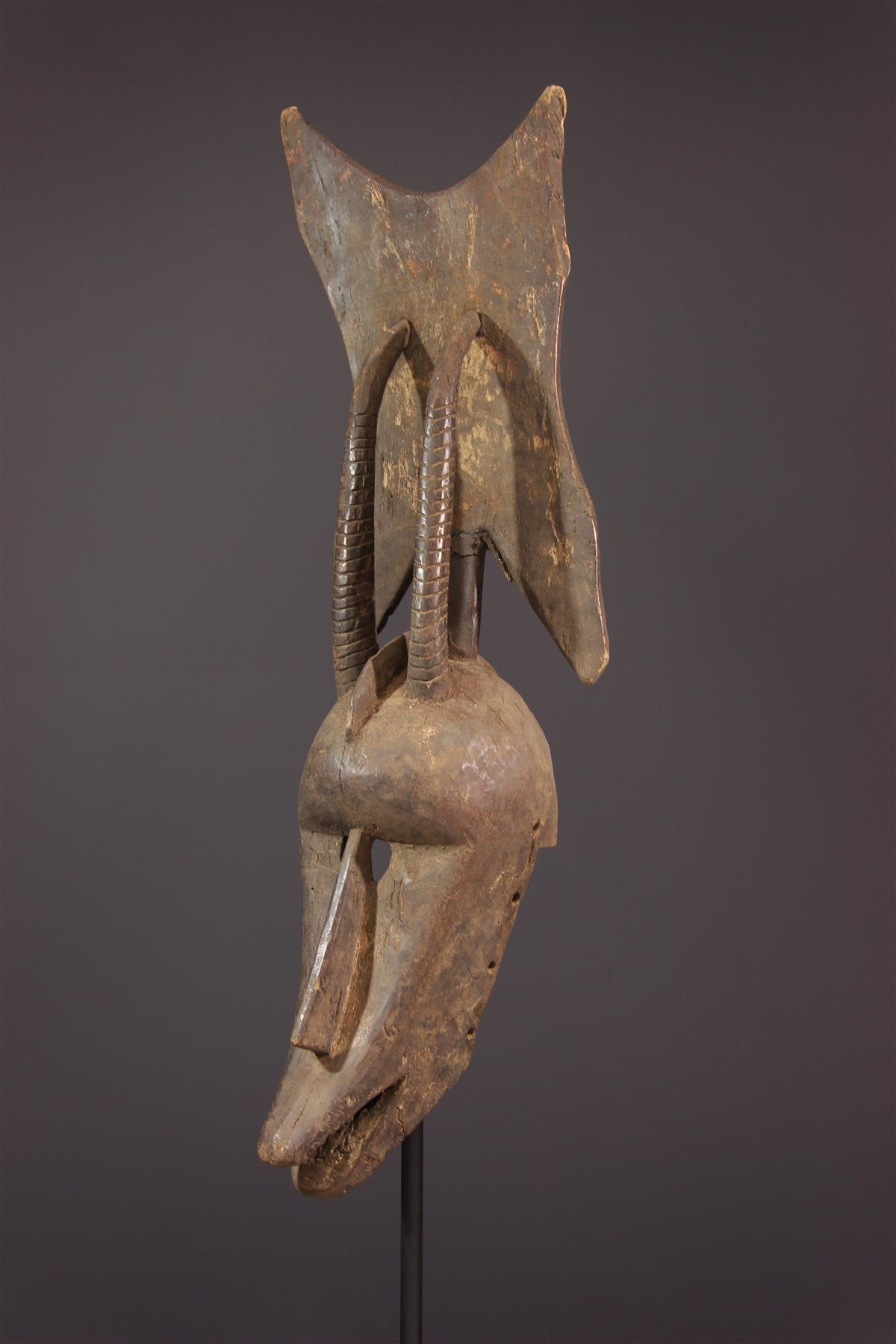 Masque Bobo Fing Newenka - Art africain