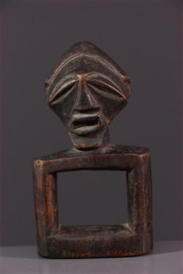 Outil de divination Songye