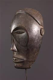 Masque africainMasque Chokwe Pwo