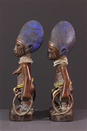 Statues africainesStatuettes Ibeji Ere