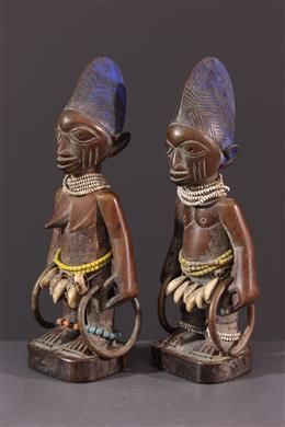 Statuettes Ibeji Ere