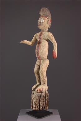 Art africain - Statue de divinité Igbo