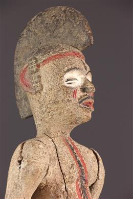 Statue de divinité Igbo