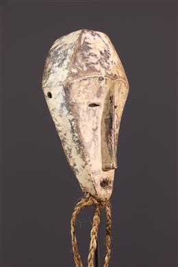 Masque Lega Lukwakongo du Bwami