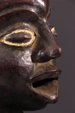 Masque cimier Ekoi / Ejagham