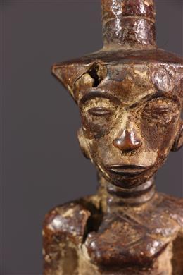 Statuette dancêtre Ndengese fétiche