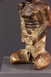 Statues africainesStatuette d ancêtre Ndengese fétiche