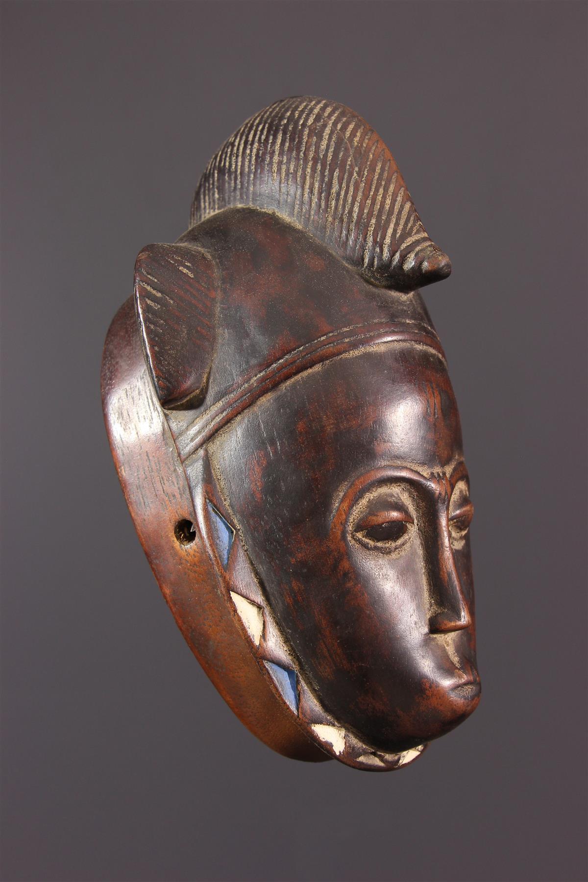 Masque Yaouré - Art africain