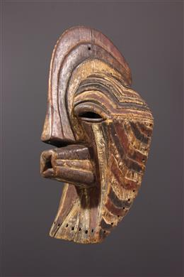 Masque Songye Kifwebe masculin