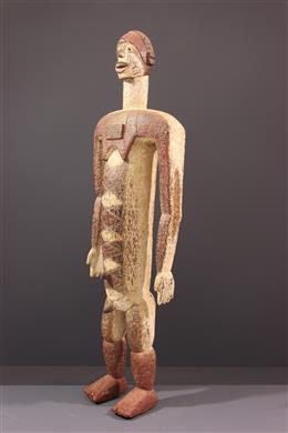 Statue Idoma Anjenu