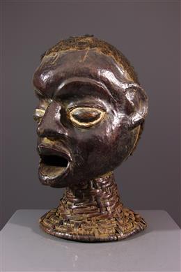 Masque cimier Ekoi