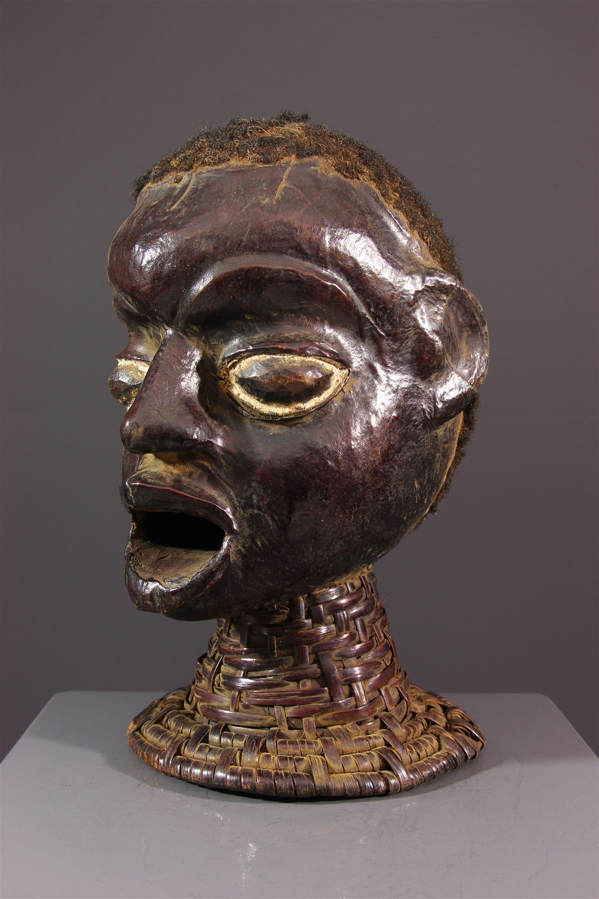 Masque Ekoi - Art africain