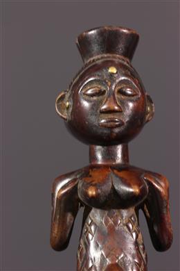 Statuette d ancêtre Luba