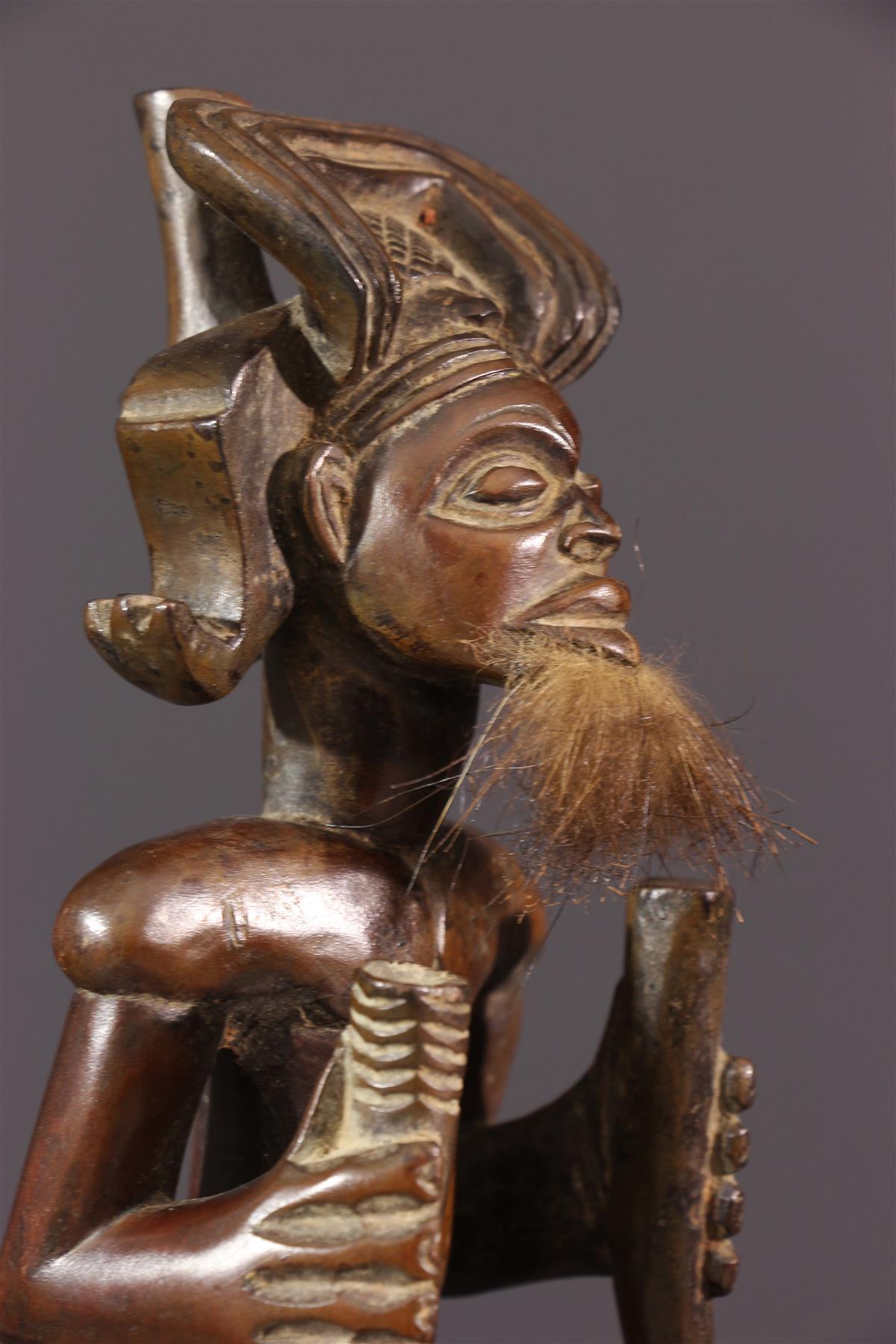 Fétiche Chokwe - Art africain