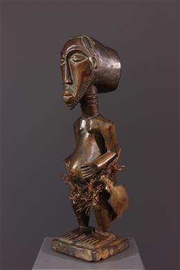 Figure d ancêtre Hemba Luba