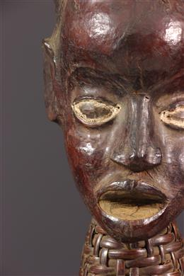 Masque cimier Ekoi /Ejagham