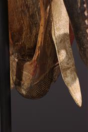 Masque africainMasque bélier