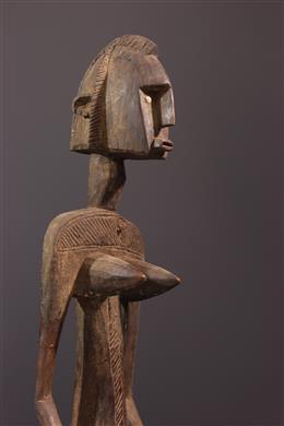 Figure féminine Bambara Dyonéni, Nyeleni