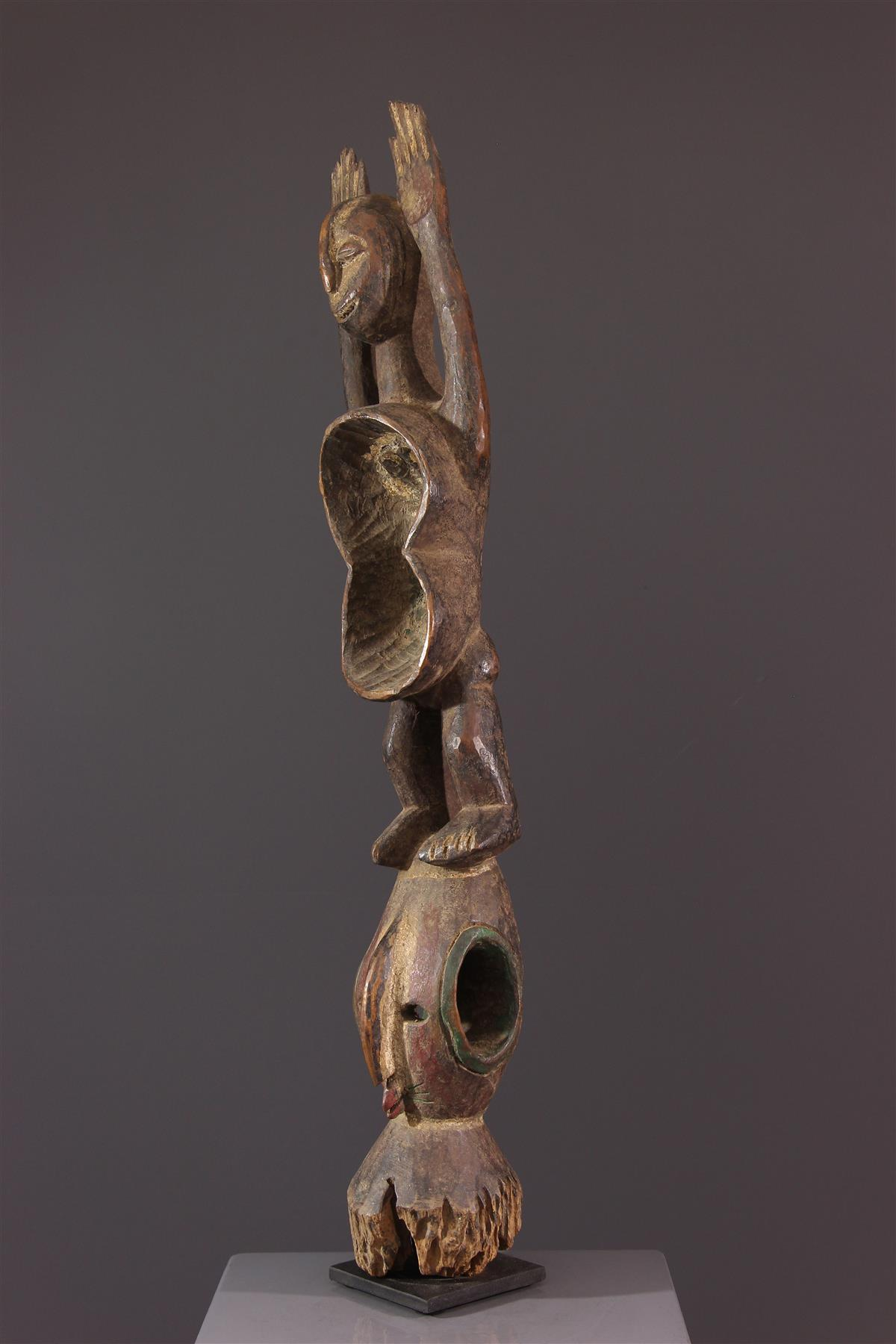 Statue Koro - Art africain