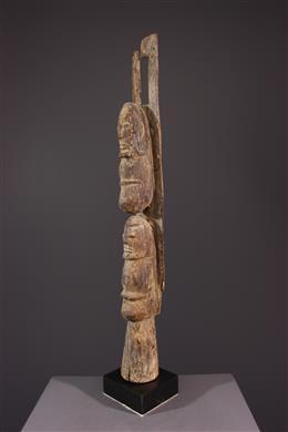 Figure d autel Dogon Tellem