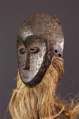 Masque Lega Lukwagengo du Bwami