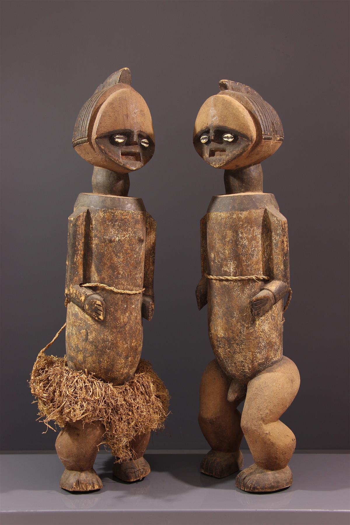Statues Ambete - Art africain