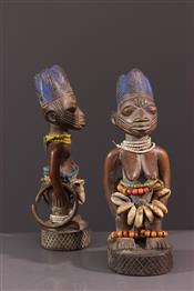 Statues africainesIbedji