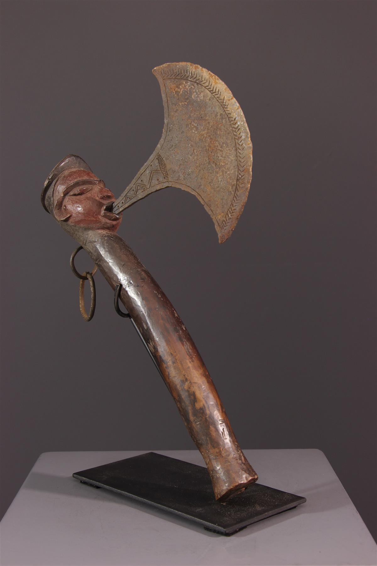 Hache Pende - Art africain