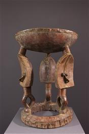 Tabourets, chaises, trônesTabouret Kota